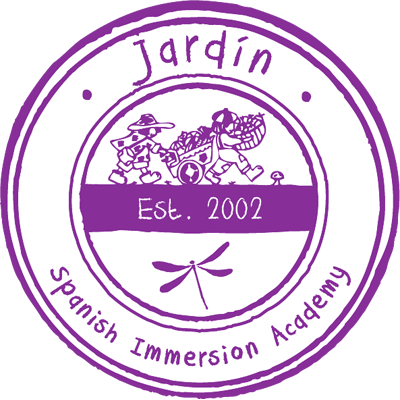 Jardin logo purple